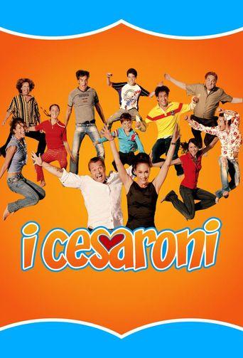 I Cesaroni Poster
