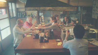 Season 01, Episode 07 Umbrellas at the Dinner Counter