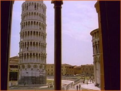 Season 27, Episode 01 Fall of the Leaning Tower