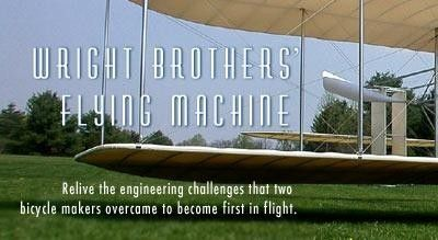 Season 31, Episode 06 Wright Brothers' Flying Machine