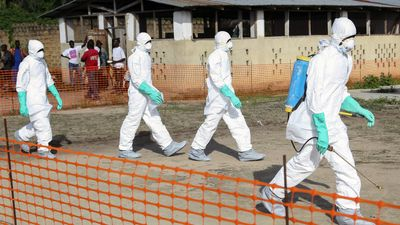 Season 42, Episode 04 Surviving Ebola