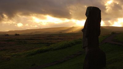 Season 40, Episode 03 Mystery of Easter Island