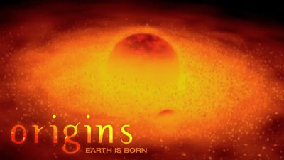 Season 32, Episode 01 Origins: Earth is Born