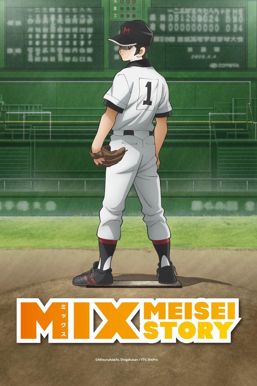 Mix: Meisei Story Poster