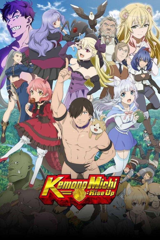 Kemono Michi: Rise Up Poster