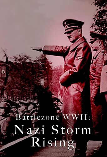 Battlezone WWII: Nazi Storm Rising Poster