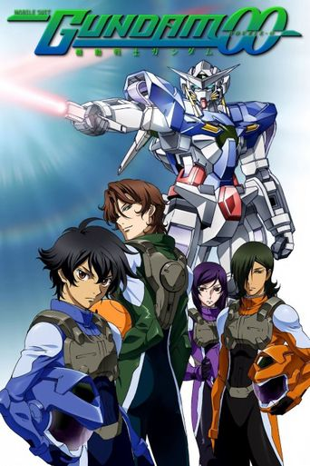 Watch Mobile Suit Gundam 00
