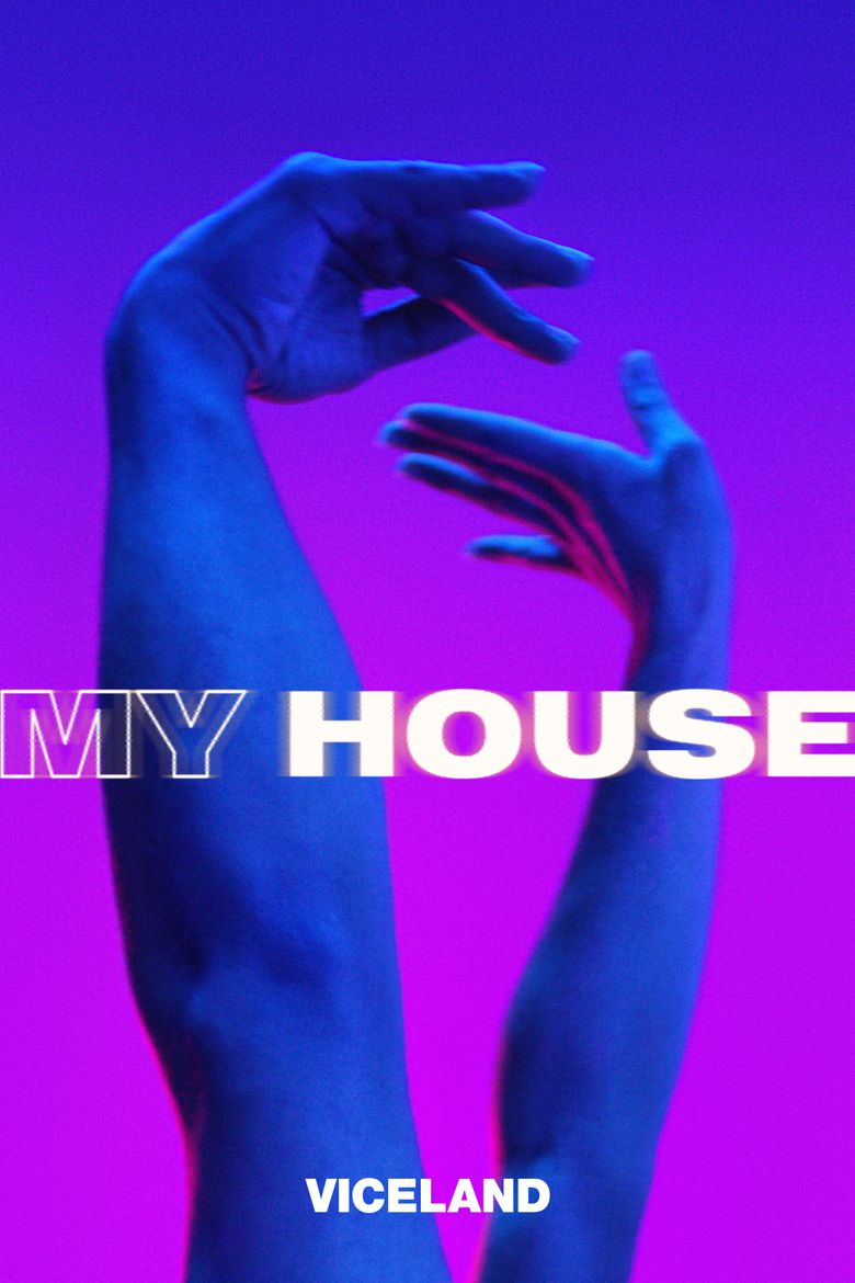 My House Poster