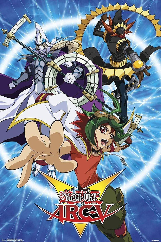 Yu-Gi-Oh! Arc-V Poster