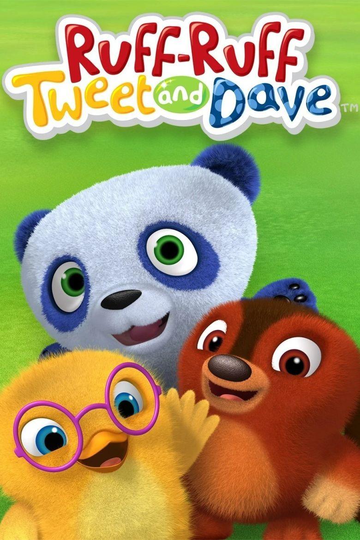 Ruff-Ruff, Tweet and Dave Poster