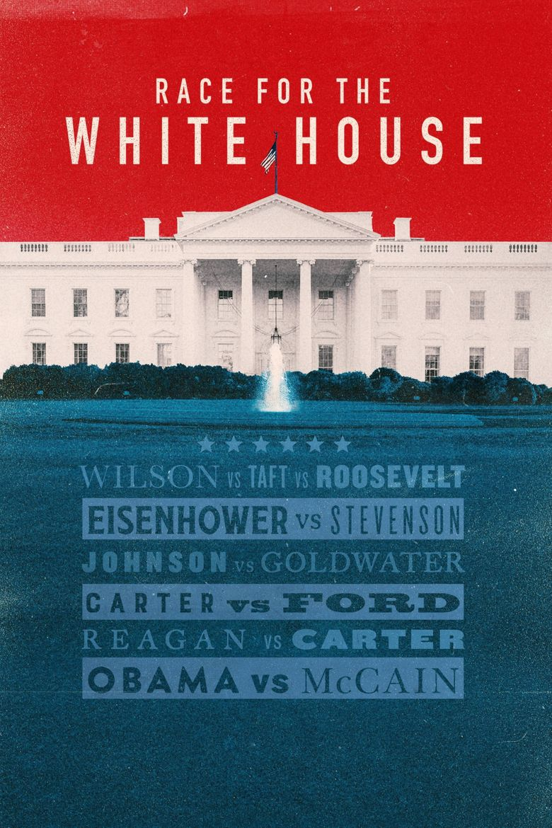 Race for the White House Poster