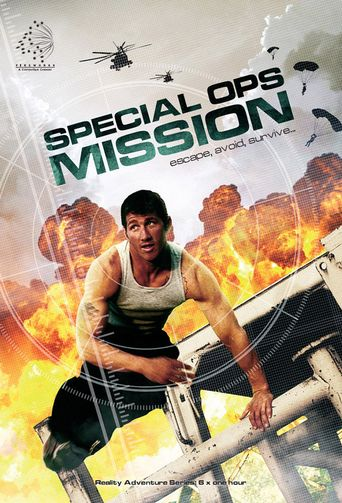 Special Ops Mission Poster