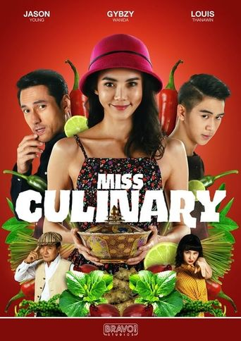 Miss Culinary Poster