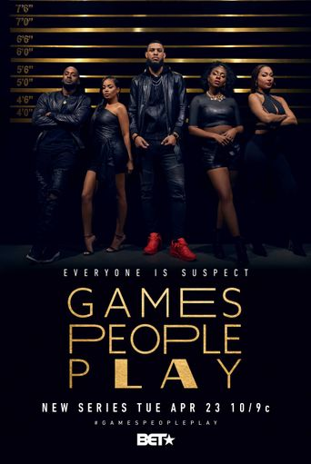 Games People Play Poster