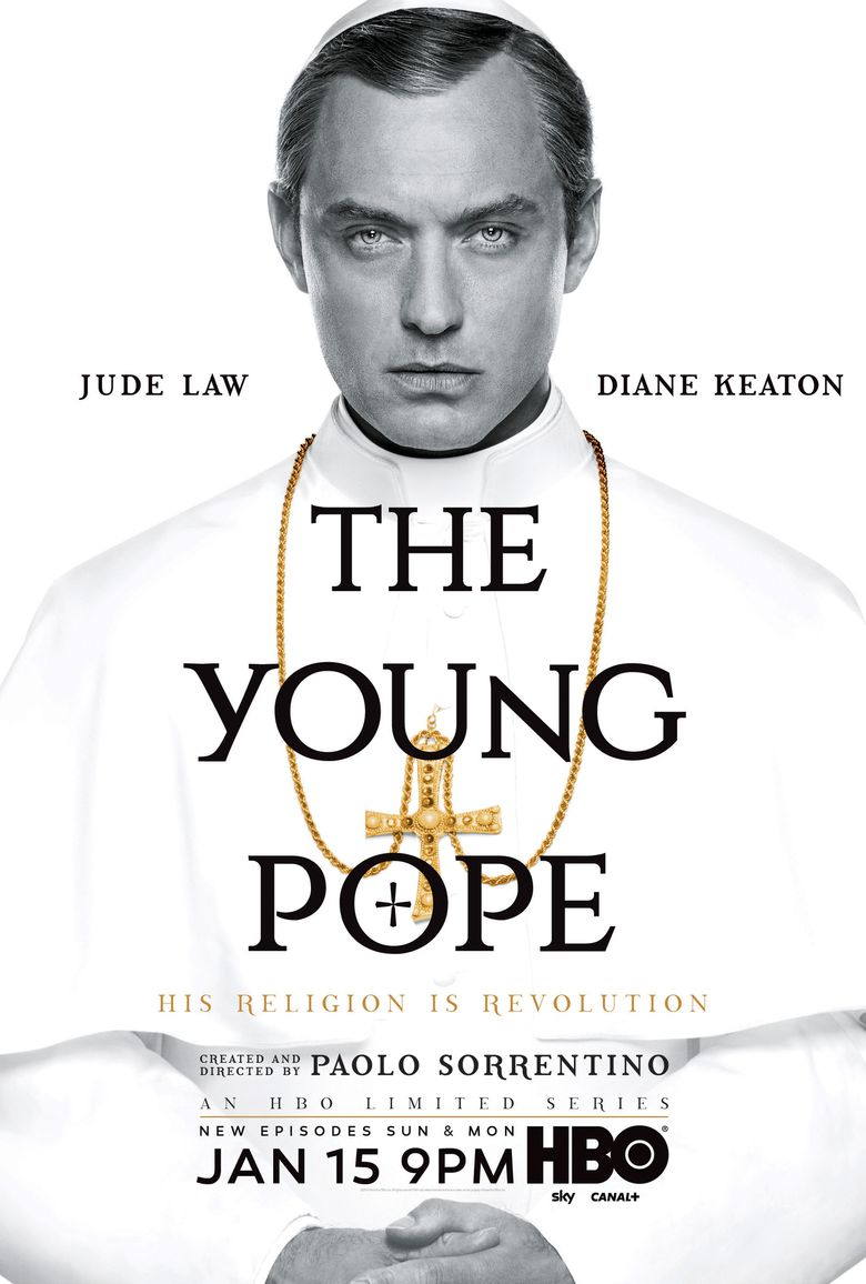 The Young Pope Poster