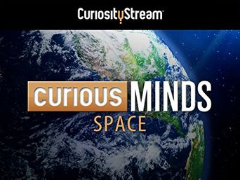 Curious Minds: Space Poster
