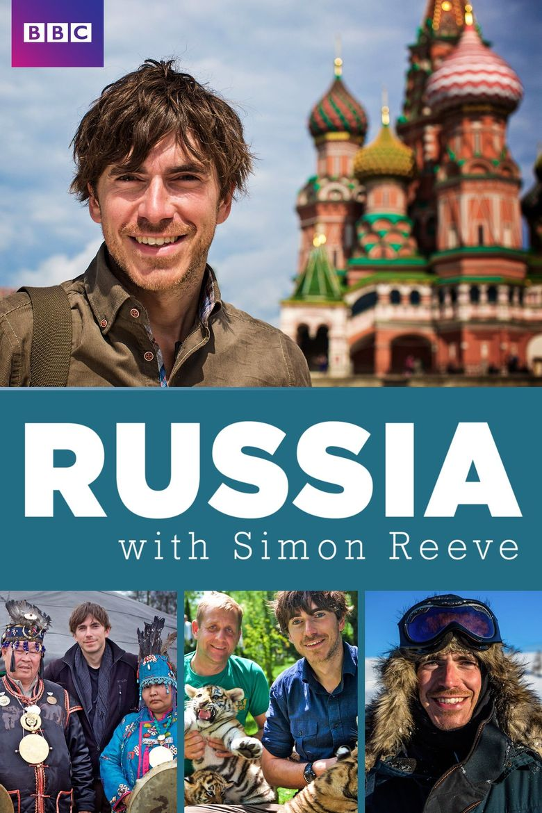 Russia with Simon Reeve Poster