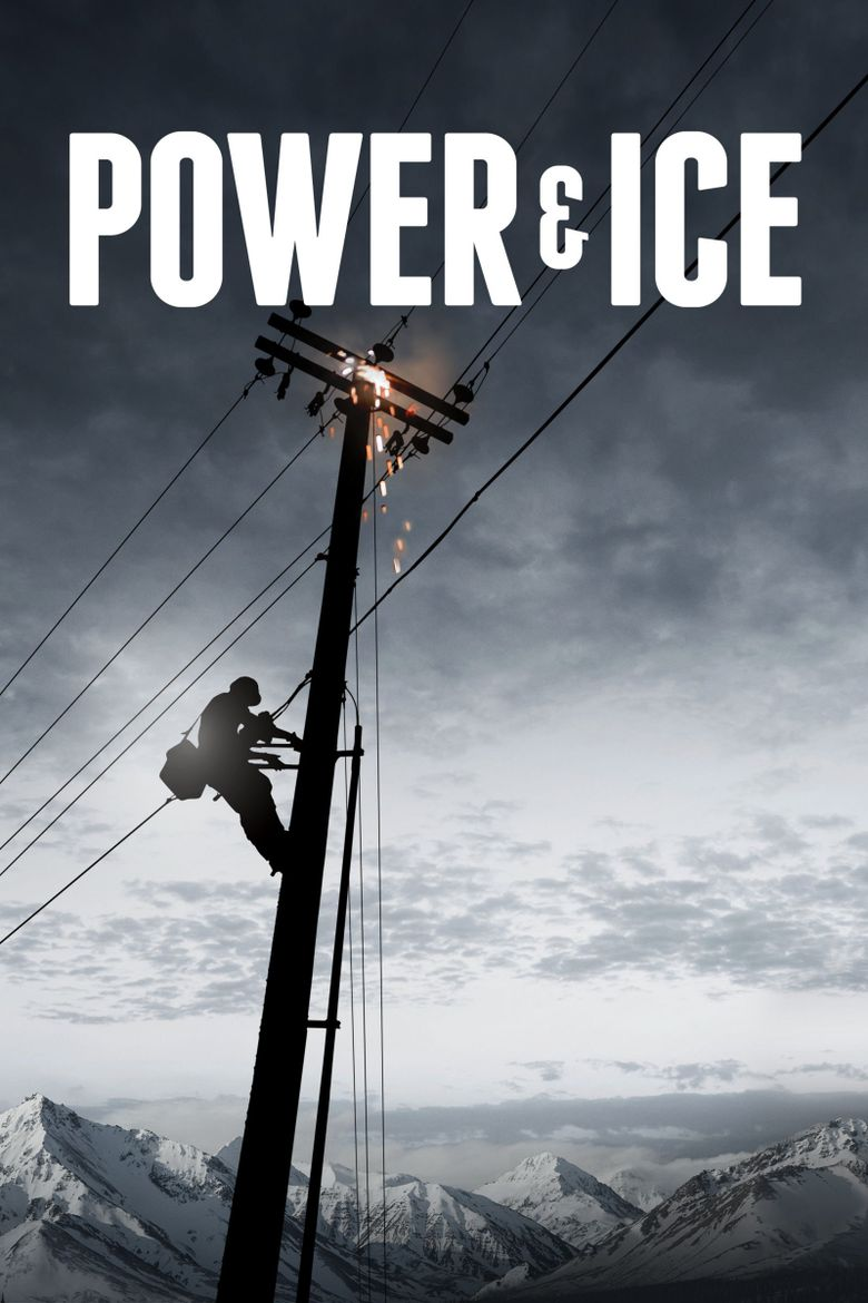 Power & Ice Poster