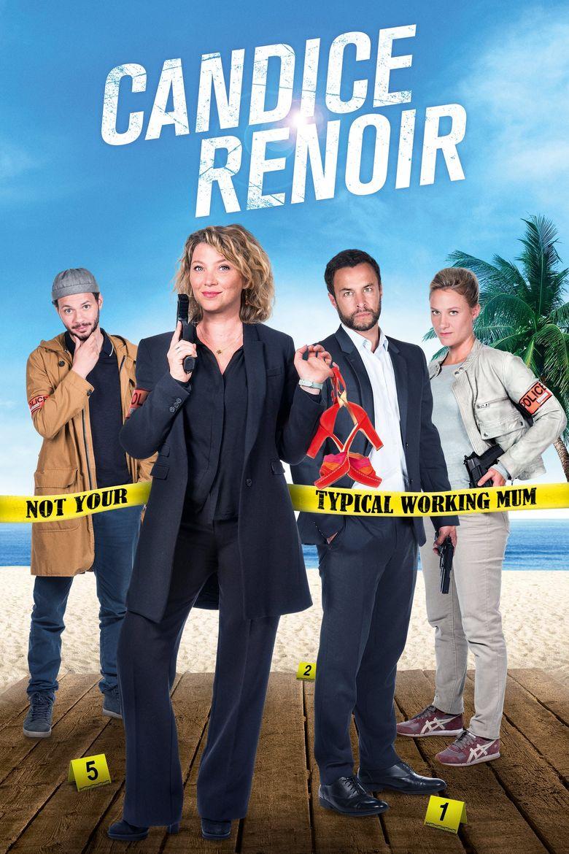 Candice Renoir Poster