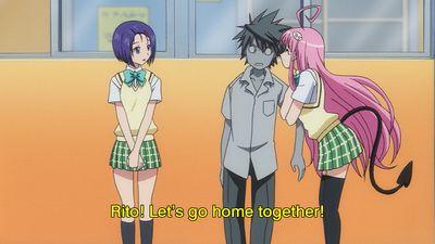 Season 01, Episode 03 Love Triangle