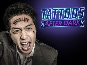 Tattoos After Dark Poster