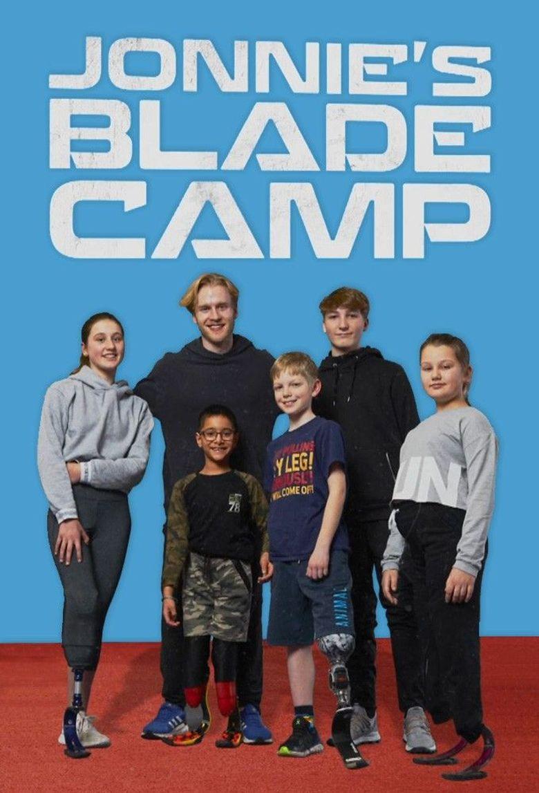Jonnie's Blade Camp Poster