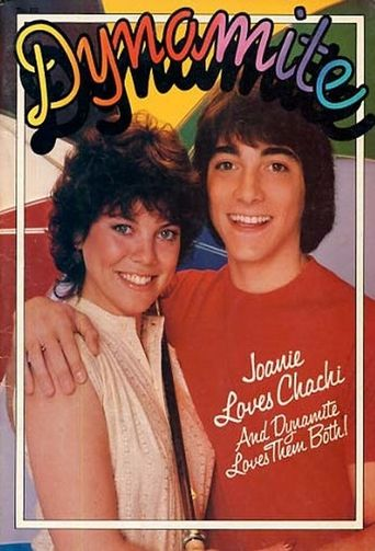 Joanie Loves Chachi Poster