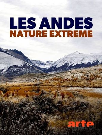 Die Anden - Natur am Limit Poster
