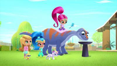 Season 01, Episode 07 Dino Might!