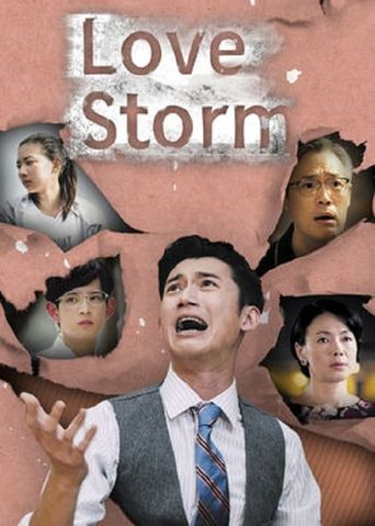 Love Storm Poster