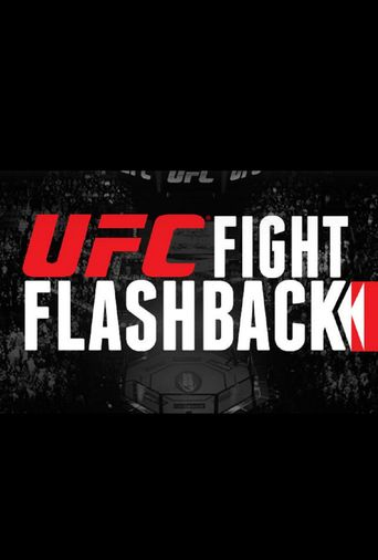 UFC Fight Flashback Poster