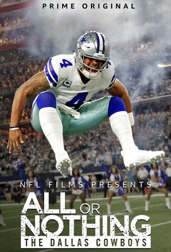 All Or Nothing: The Dallas Cowboys Poster