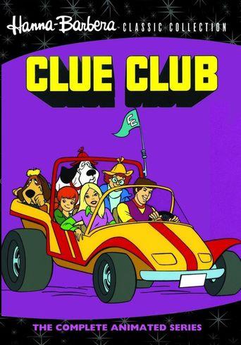 Clue Club Poster