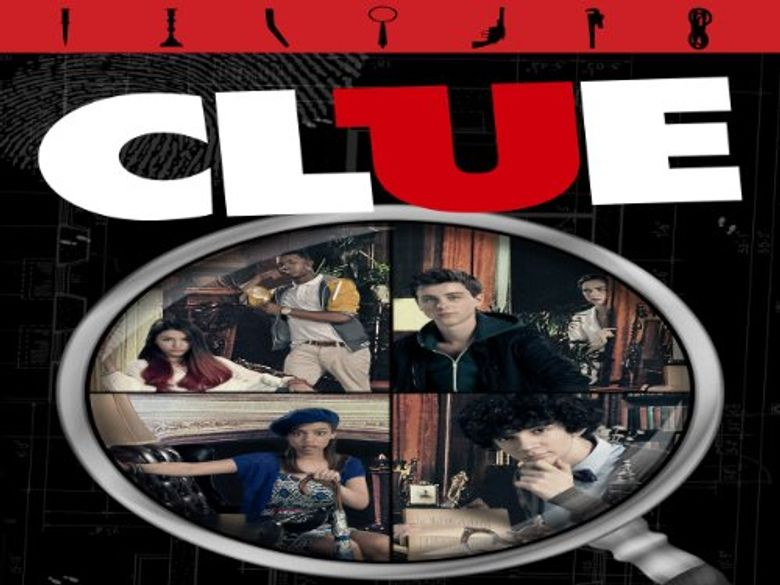 Clue Poster