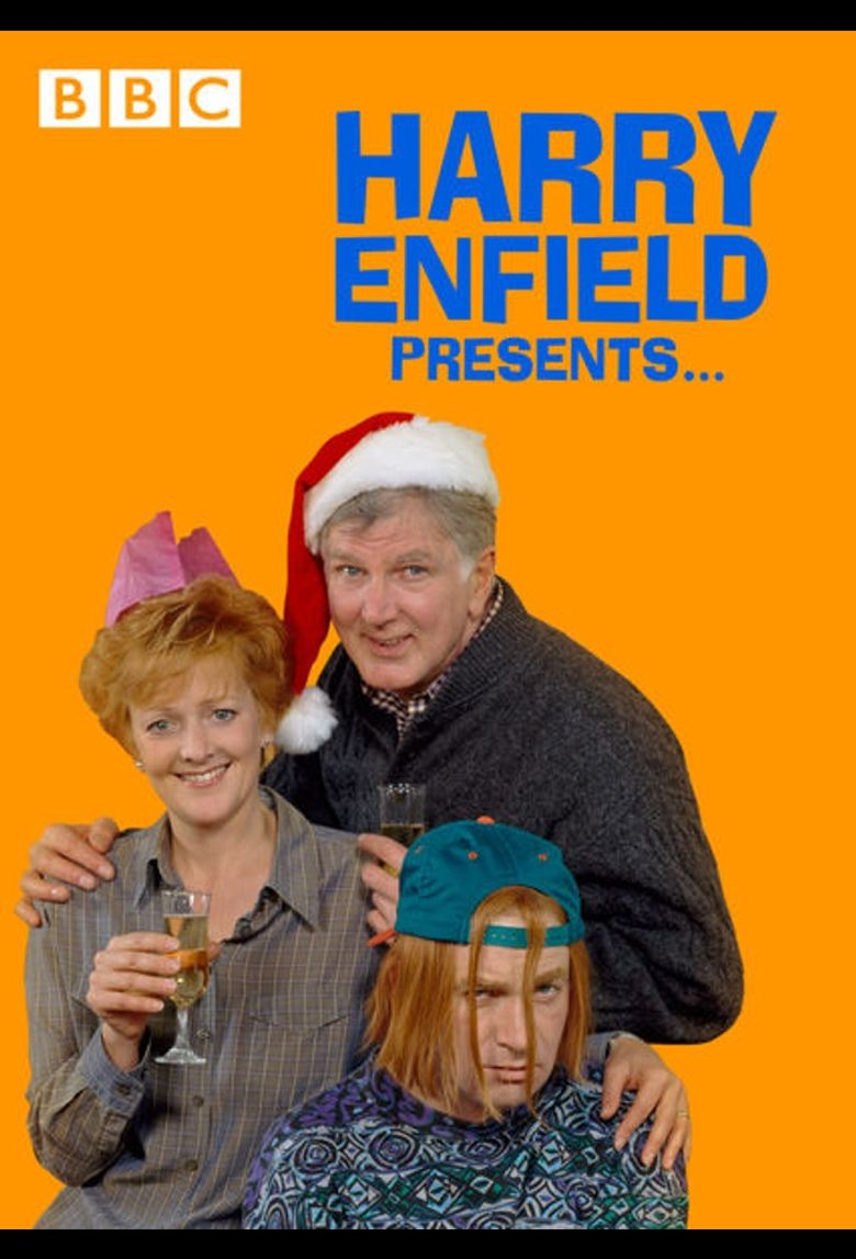 Harry Enfield Presents Poster