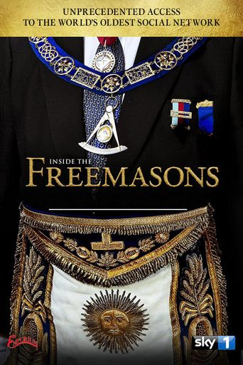 Inside the Freemasons Poster