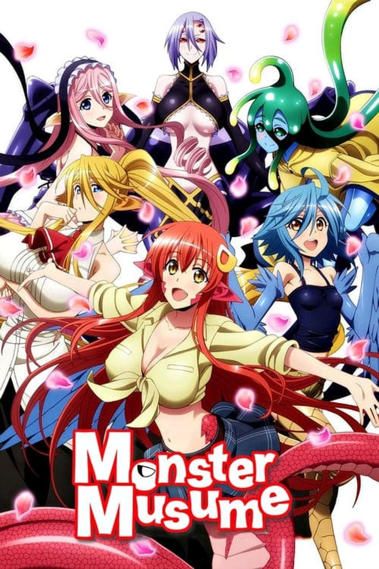 Monster Musume: Everyday Life with Monster Girls Poster