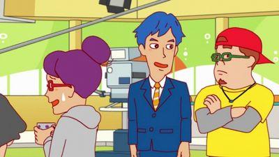 Season 01, Episode 06 Usui-san Falls in Love!?