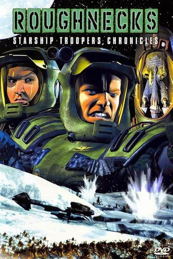 Roughnecks: Starship Troopers Chronicles Poster