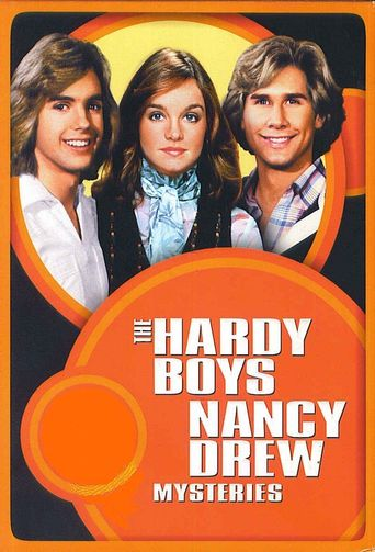 The Hardy Boys / Nancy Drew Mysteries Poster