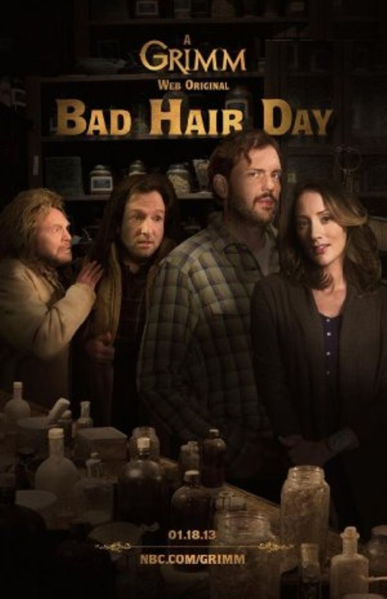 Grimm: Bad Hair Day Poster