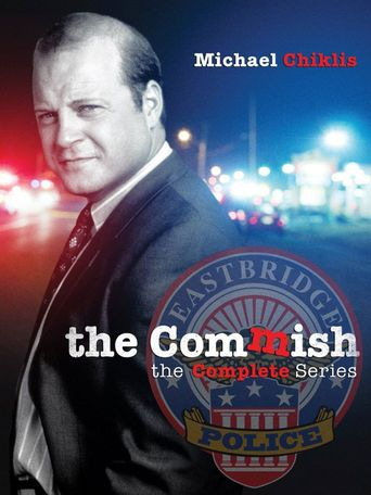 The Commish Poster