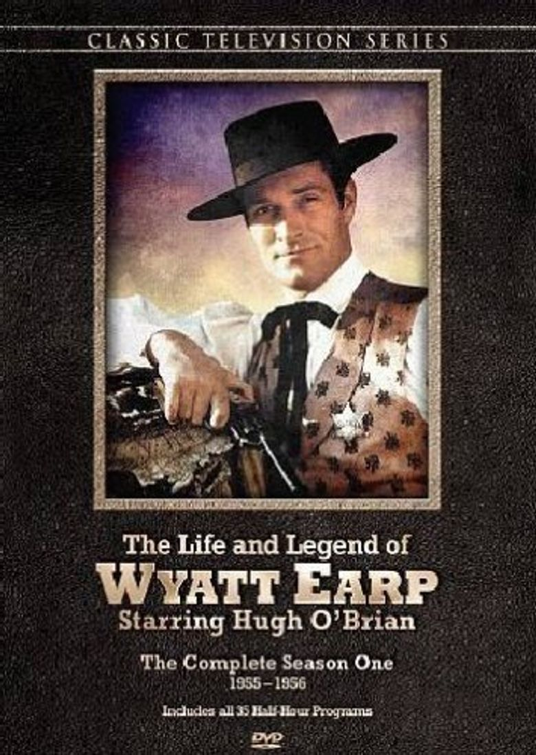 The Life and Legend of Wyatt Earp Poster