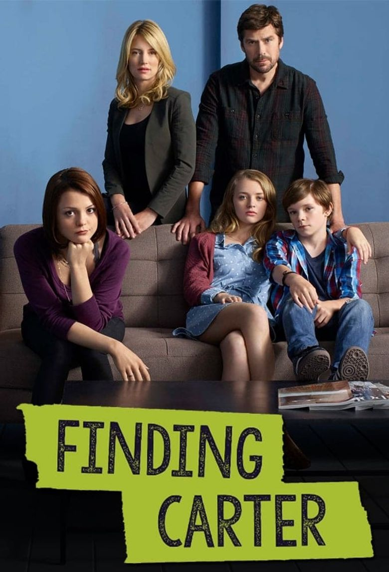Finding Carter Poster