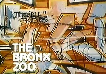The Bronx Zoo Poster