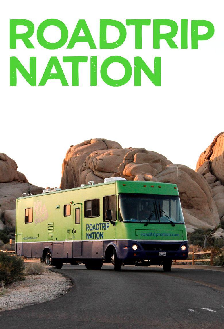 Roadtrip Nation Poster