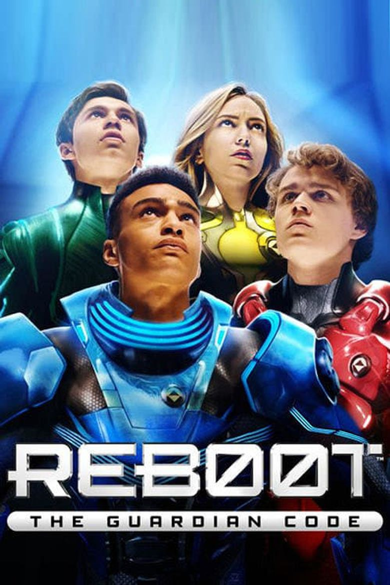 ReBoot: The Guardian Code Poster