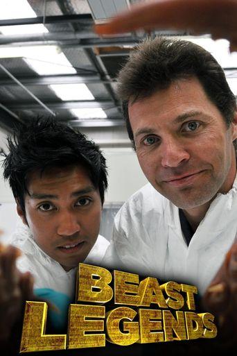 Beast Legends Poster