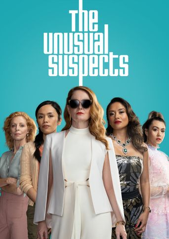 The Unusual Suspects Poster