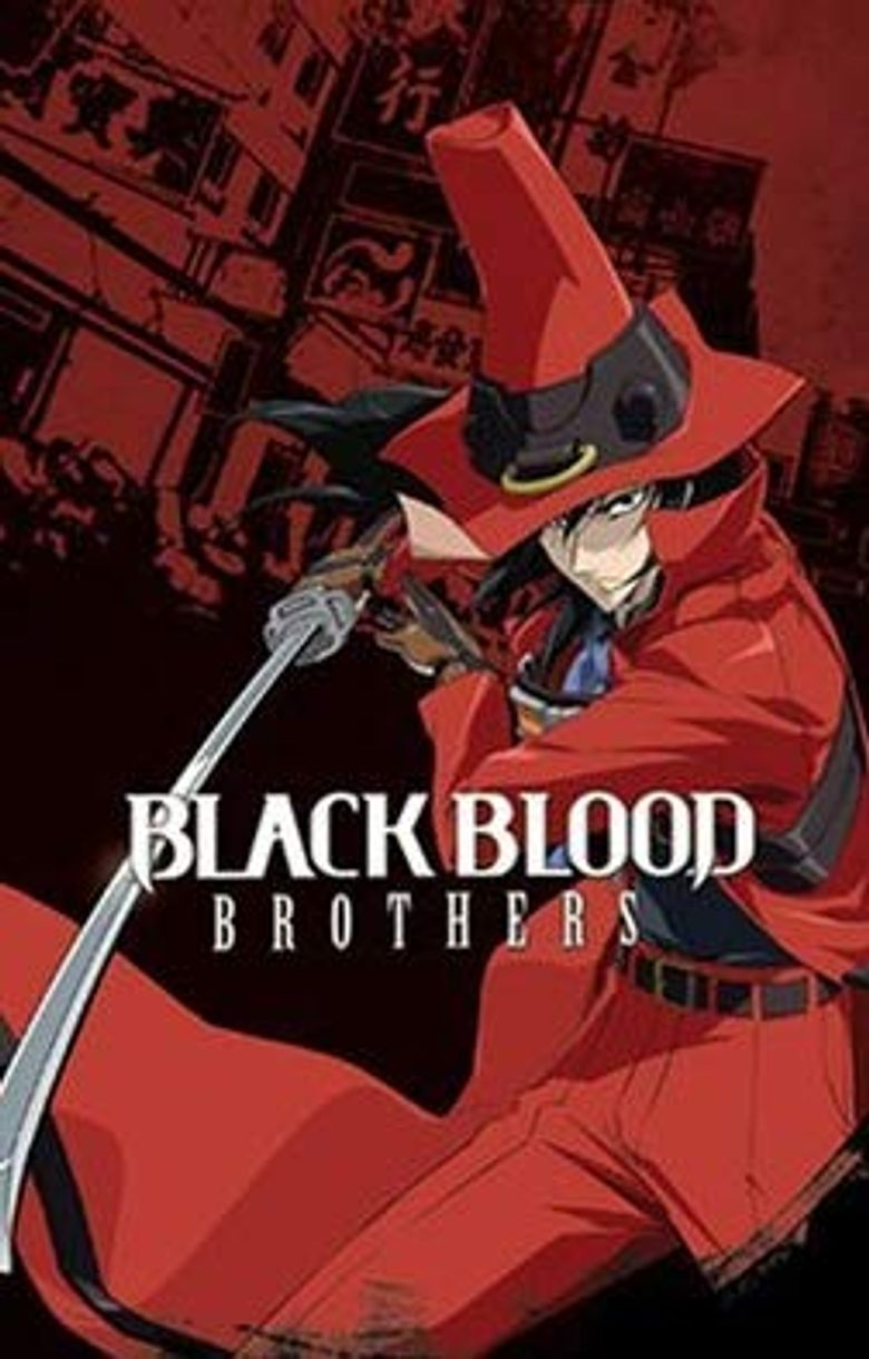 Black Blood Brothers Poster